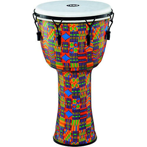 Meinl Mechanically Tuned Djembe with Synthetic Shell and Head-thumbnail