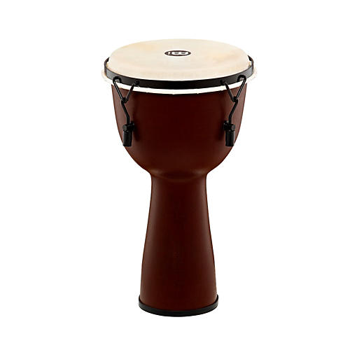 Meinl Mechanically Tuned Fiberglass Goatskin Head Djembe-thumbnail