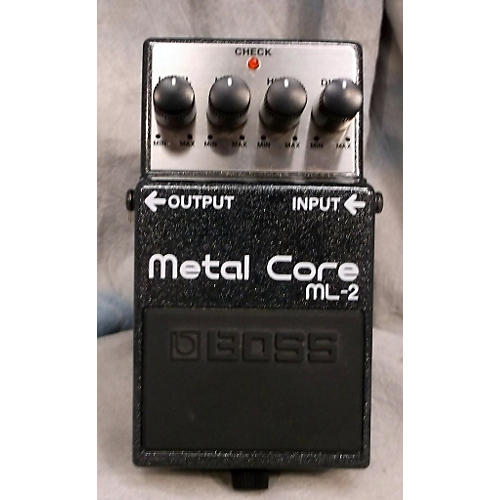 Boss Medal Core Effect Pedal
