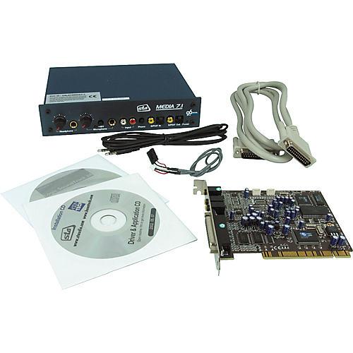 ST Audio Media 7.1 DSP24 System