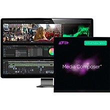 Avid Media Composer Annual Subscription