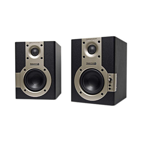 Samson MediaOne 4a Active Studio Monitors-thumbnail