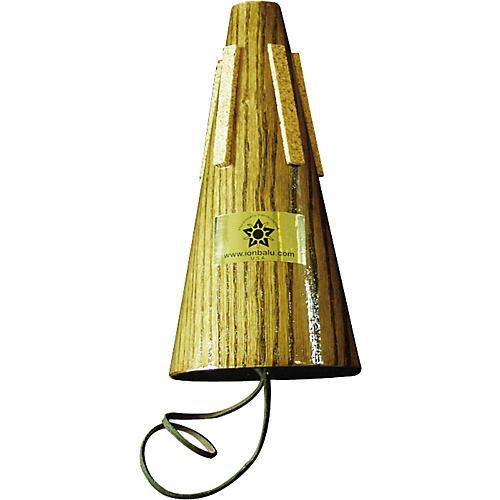 Balu Medium / Small Bell French Horn Straight Mute Walnut