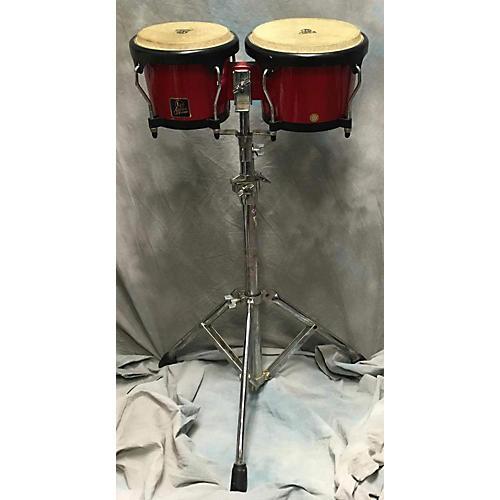 LP Medium Aspire Bongo Set Bongos