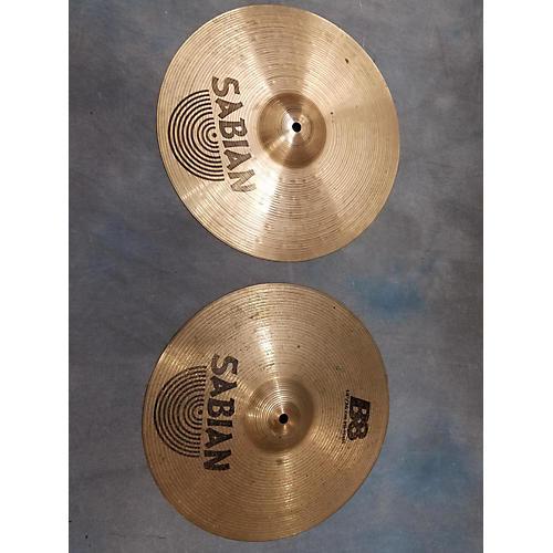 Sabian Medium B8 Hi Hat Pair Cymbal