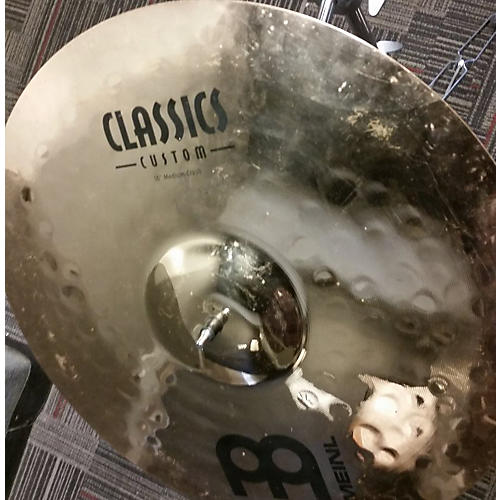 Meinl Medium Classic Custom Set Cymbal
