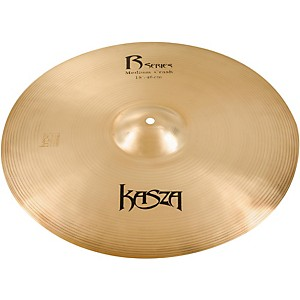Kasza Cymbals Medium Rock Crash Cymbal by