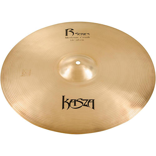 Kasza Cymbals Medium Rock Crash Cymbal