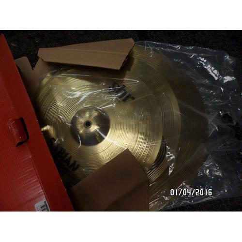 Sabian Medium SBR Performance Set Cymbal