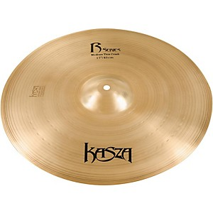 Kasza Cymbals Medium Thin Rock Crash Cymbal by