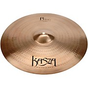 Kasza Cymbals Medium Thin Rock Crash Cymbal