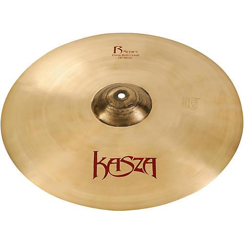 Kasza Cymbals Medium Thin Rock Crash Cymbal-thumbnail