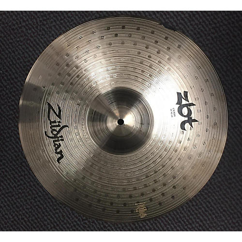 Zildjian Medium ZBT 4 CYMBAL SET UP PACK Cymbal