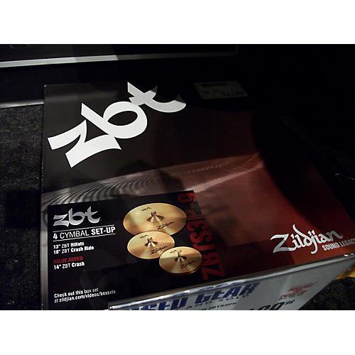 Zildjian Medium ZBTS3P9 PREPACK Cymbal-thumbnail