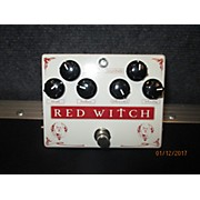 Red Witch Medusa Effect Pedal