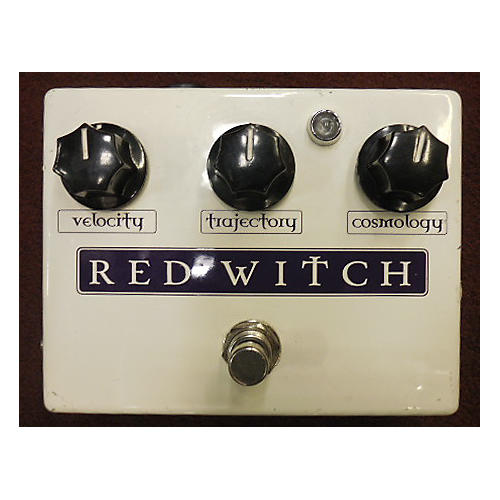 Red Witch Medusa Tremolo Effect Pedal
