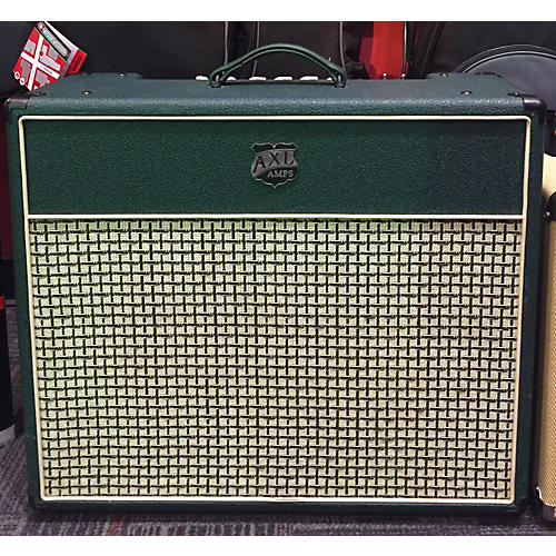 AXL Medway Special 18 Tube Guitar Combo Amp-thumbnail