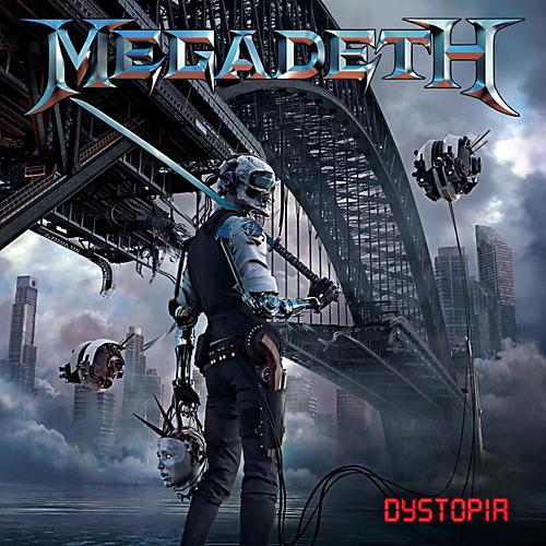 Universal Music Group Megadeth - Dystopia [CD]