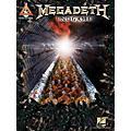 Hal Leonard Megadeth - Endgame Guitar Tab Songbook