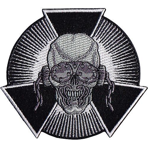 C&D Visionary Megadeth - Skull Burst Patch