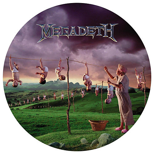 Universal Music Group Megadeth - Youthanasia-thumbnail