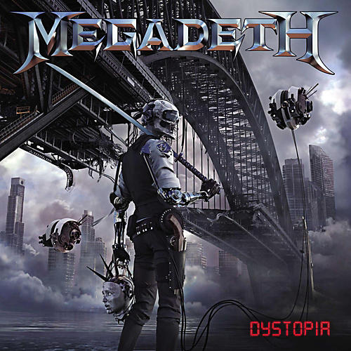 Universal Music Group Megadeth, Dystopia (LP)-thumbnail