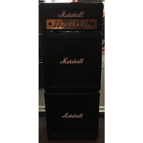 Marshall Megastack MG15FXMSDM Guitar Stack