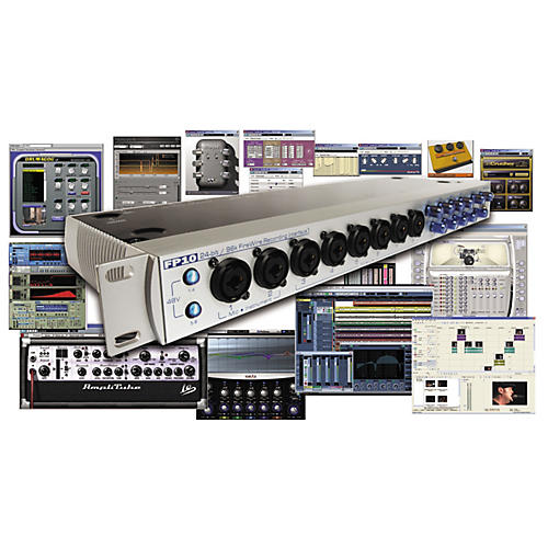 Presonus Megastudio Producer Audio and Video Editing Studio Software with FP10 Interface