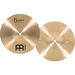 Meinl Byzance Mini Hi-Hat Traditional Cymbals