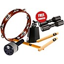 Meinl Essential Perc Pack with FREE Shaker for Cajon, Djembe, Bongos, and Congas (ES-PERC-PACK)