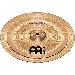 "Meinl Generation X Electro Stack 8"" and 10"" Effects Cymbals (GX-8/10ES)"