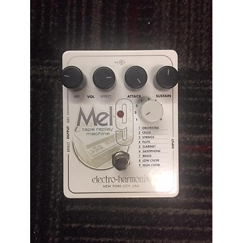 Electro-Harmonix Mel 9 Tape Relay Effect Pedal