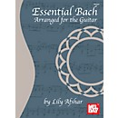 Mel Bay Essential Bach: Arranged for the Guitar (30093)