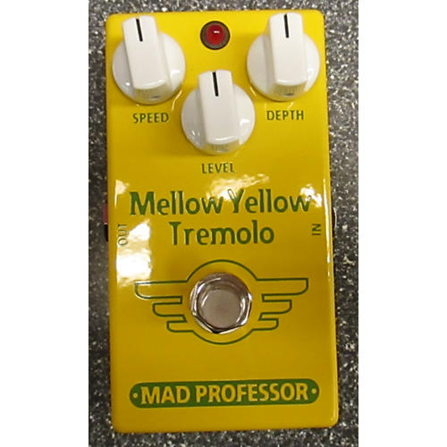 Mad Professor Mellow Yellow Effect Pedal-thumbnail