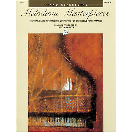 Alfred Melodious Masterpieces Book 2