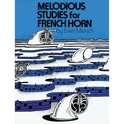 Carl Fischer Melodious Studies For French Horn-thumbnail