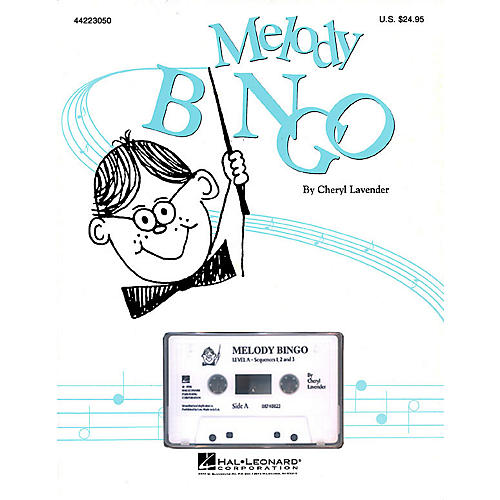 Hal Leonard Melody Bingo Composed by Cheryl Lavender