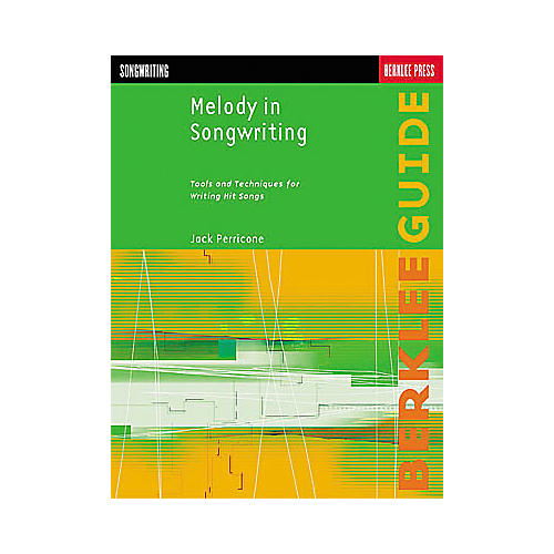 Berklee Press Melody in Songwriting Book