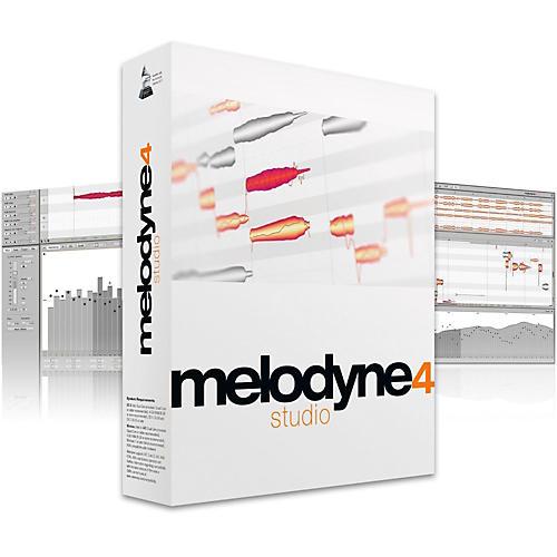 Celemony Melodyne 4 Studio | Guitar Center