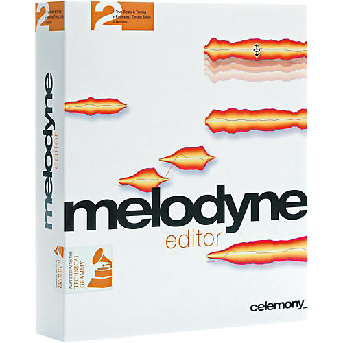 Celemony Melodyne Editor 2 Update From Melodyne Editor Version 1 Software Download