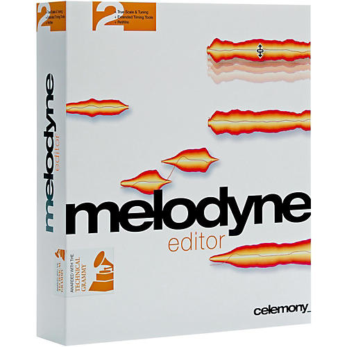 Celemony Melodyne Editor 2 Upgrade From Melodyne Assistant (all versions) Software Download