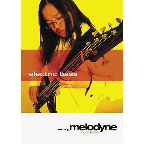 Celemony Melodyne Sound Library Electric Bass-thumbnail