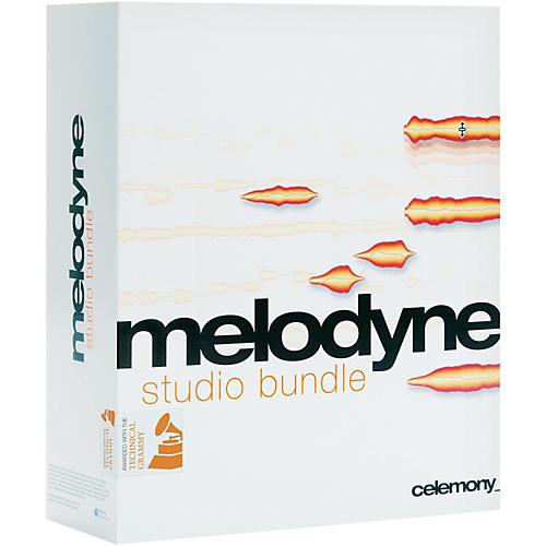 Celemony Melodyne Studio Bundle Upgrade From Melodyne Assistant (all versions) Software Download