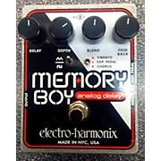 Electro-Harmonix Memory Boy Analog Delay Effect Pedal