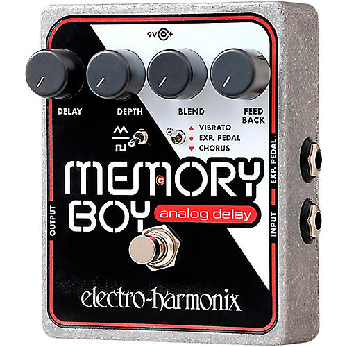 Electro-Harmonix Memory Boy Delay Guitar Effects Pedal-thumbnail