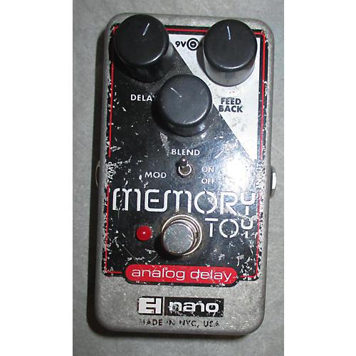 Electro-Harmonix Memory Toy Analog Delay Effect Pedal-thumbnail
