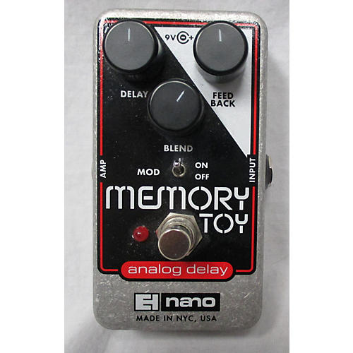 Electro-Harmonix Memory Toy Analog Delay Effect Pedal