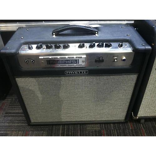 Fryette Memphis 30 1X12 30W Tube Guitar Combo Amp-thumbnail