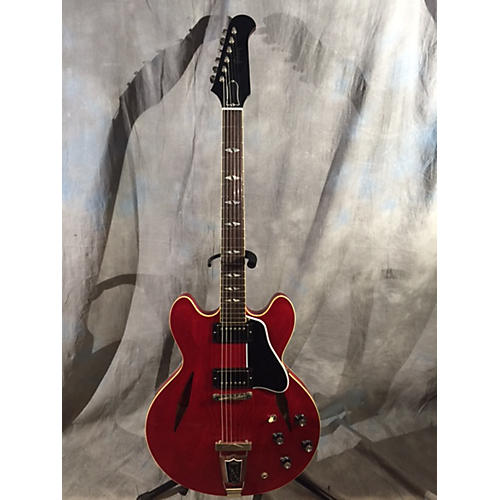 Gibson Memphis ES-335 Trini Lopez LIMITED RUN Hollow Body Electric Guitar-thumbnail