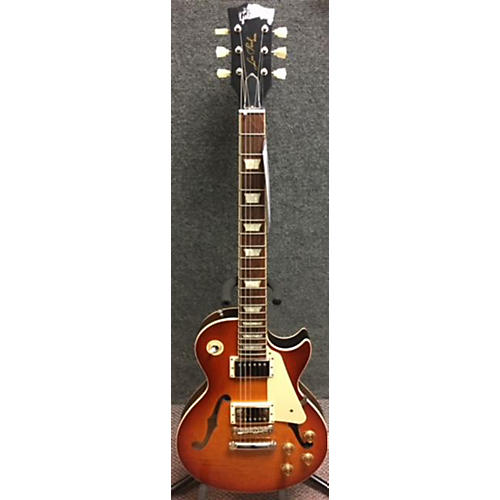 Gibson Memphis Les Paul Hollow Body Electric Guitar